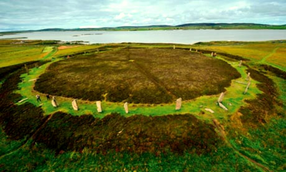 Ring of Brodgar, Orkneys